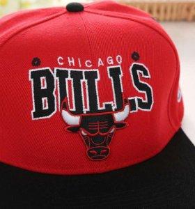 Хопчик кепка Chicago Bulls, новая