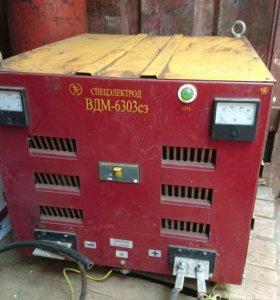 Сварочный трансформатор вдм-6303С