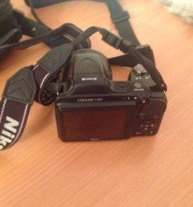 Продам фотоаппарат canon l820