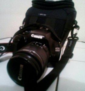 Фотоаппарат conon eos1100d