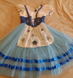 Платье для танца или спектакля