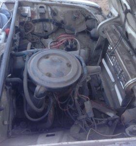 Двигатель с МКПП от ваз 2103