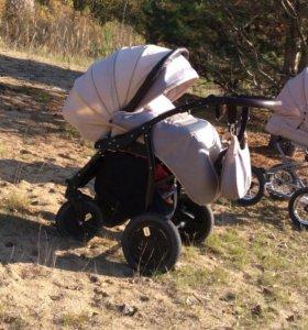 Детская коляска zippi 2 в 1