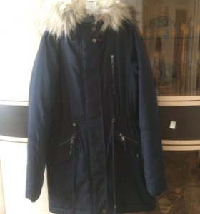 Парка, куртка из Bershka