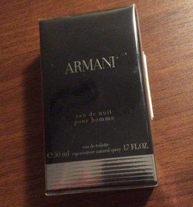 Духи Giorgio Armani Eau de Nuit