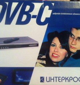 Цифровая приставка DVB-C