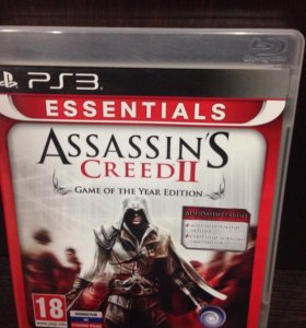 Assassins Creed 2 Game of the Year Edition PS3