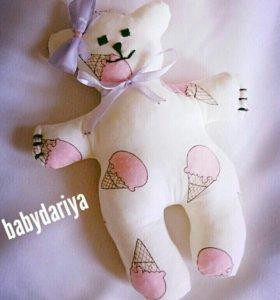 Мини-медвежонок для ваших крох