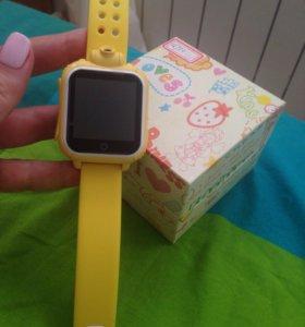 Умные (детские) часы с видеокамерой GW 1000