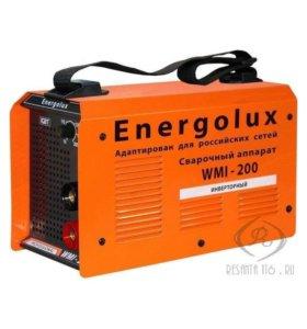 Сварочный инвертор Energolux 200