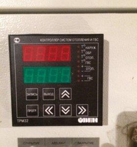Контроллер систем отопления и гвс