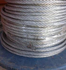Металический трос (8мм)