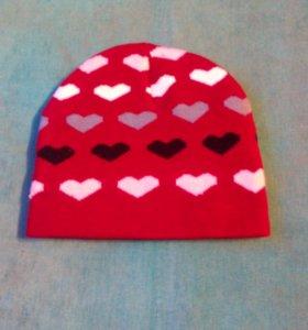 Новая демисезонная шапочка