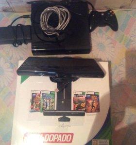 Xbox 360 E 250 gb +Kinect
