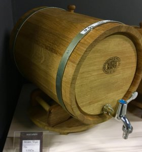 Жбан дубовый 15 литров
