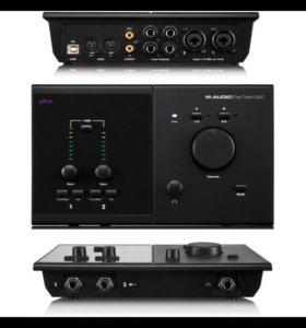 m audio fast track 400
