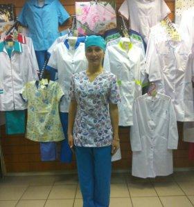 Костюм женский медицинский