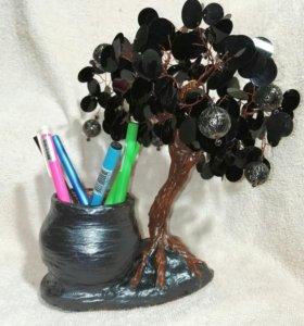 Карандашница «Яблоня Эриды»