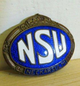 Значок NSU Германия