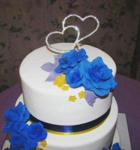 Украшение на торт