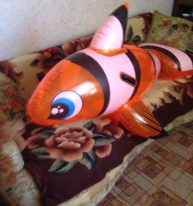 """Надувная рыбка """"немо"""""""