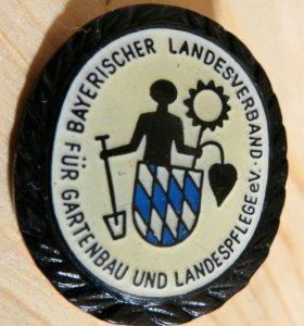 Значок Садовод Германия