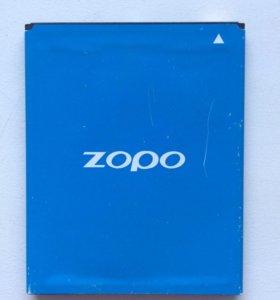 Аккумулятор Zopo C3