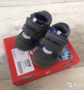 Демисезонные ботинки Reima 20 размер