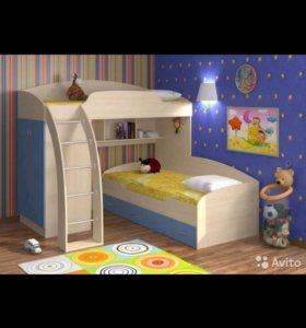 Двухъярусная кровать Соня