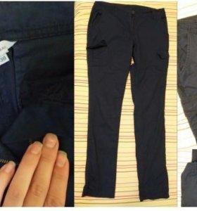 Брюки джинсы капри