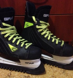 Коньки хоккейные Graf