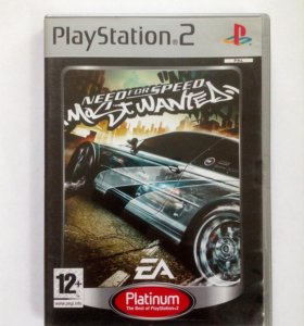 Need for Speed Most Wanted для PlayStation 2