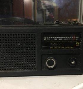 Радиоприёмник Сокол