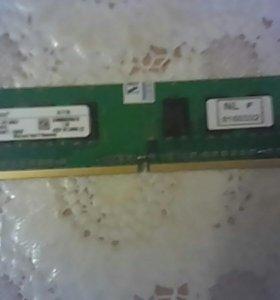 Оперативка для ПК 1GB