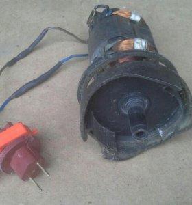 Электродвигатель для электрокосы