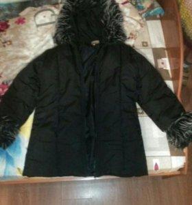 Куртка зтмняя