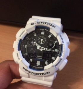 Casio G-Shock GA-100b оригинал