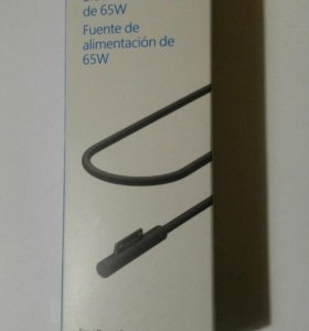 Microsoft Surface Book 65W Power Supply