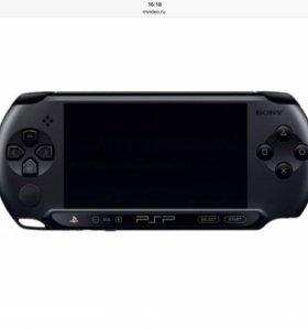 Игровая консоль Play Station Portable Sony E1008 B