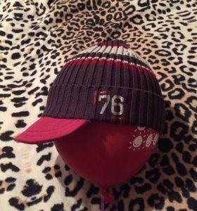 Новая шапочка-кепка