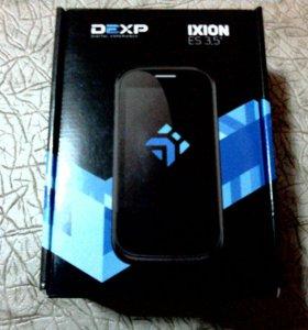 """Телефон DEXP IXION ES 3,5"""""""
