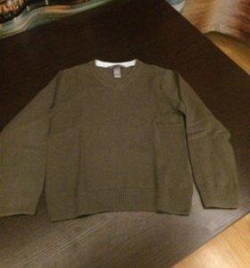 H/M свитер детский