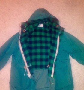 Продам мужскую куртку,размер 48-50