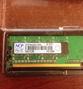 оперативная память DDR-2 511MB