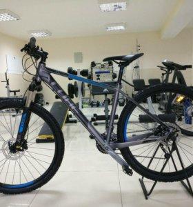 Велосипед cube analog cpmt 27,5 (2016).
