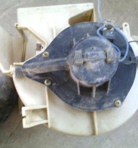 Мазда 626 (мотор печки)