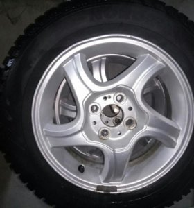 4 зимних колеса на литье NOKIAN Nordman 4 R14