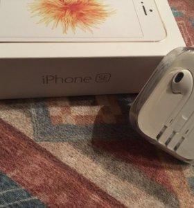 Наушники от iPhone 5SE