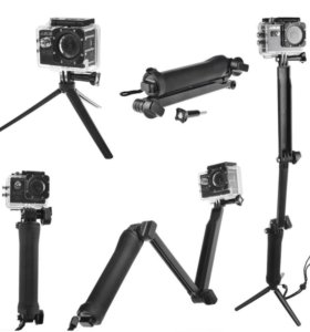 Монопод - штатив GOPRO 3-Way Grip / Arm / Tripod