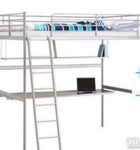 Кровать-чердак Свэрта